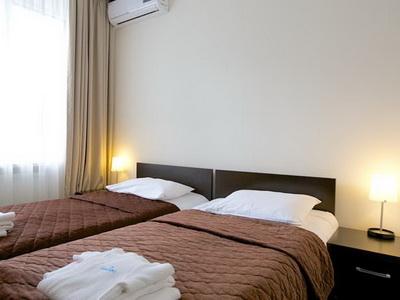 Фото, описание и отзывы об отеле «Авиалюкс» в Москве