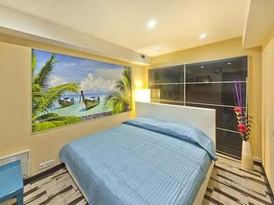 Фото, описание и отзывы об отеле «4 Комнаты» у метро Аэропорт