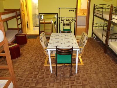 Хостел «Амигос» на 43 этаже у выставки «Крокус-Экспо» «Спасский Мост» в Москве