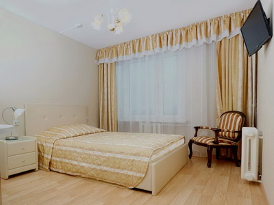 Фото, описание и отзывы об гостинице «Валс» рядом с метро Спортивная в Москве
