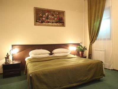 Фото, описание и отзывы о отеле «Нанотель» рядом с метро Текстильщики в Москве