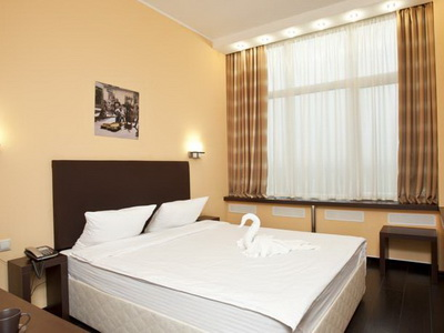 Фото, описание и отзывы об отеле «Инсайд Бизнес Румянцево»