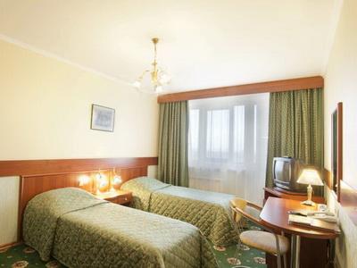Снять номер в гостинице «Орехово» у м.«Царицыно»
