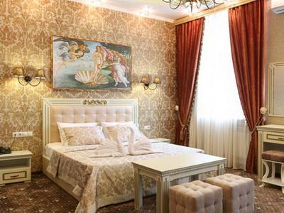 Снять номер в гостинице «Hotel Deco» у м.«Царицыно»