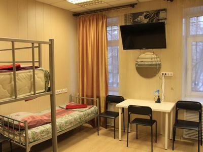 Фото, описание и отзывы о хостеле «Люси» рядом с метро Тульская в Москве