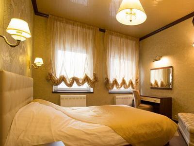 Фото, описание и отзывы об отеле «D'отель на Щукинской» у метро «Тушинская»