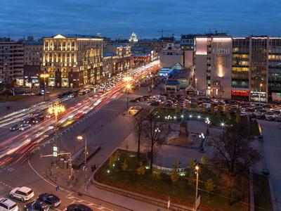 Фото, рекомендации и отзывы об отеле «СтандАрт» рядом с метро «Тверская» в Москве