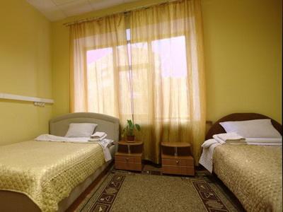 Фото, описание и отзывы о гостинице «Султан-5» рядом с метро «Улица 1905 Года»
