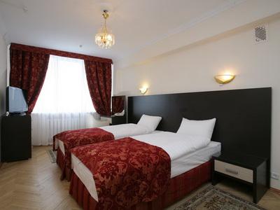 Фото, описание и отзывы о гостинице «Университетская» рядом с метро Юго-Западная в Москве