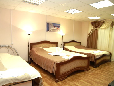 Фото, описание и отзывы о отеле «ФАБ» рядом с метро Волгоградский Пр-т