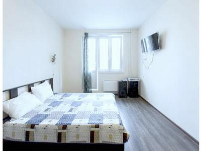 Забронировать элитные апартаменты посуточно Подмосковный бул. д.14, метро Пятницкое шоссе, рядом с выставкой Крокус-Экспо