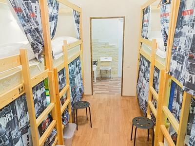 Фото, описание и отзывы о хостеле «ЧекПойнт» рядом с метро Волжская в Москве