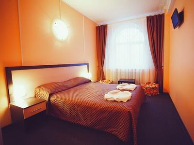 Фото, описание и отзывы о отеле «Отдых» рядом с метро Волжская