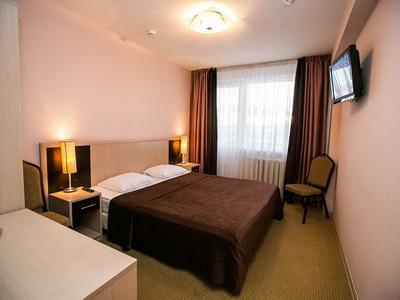 Фото, отзывы и рекомендации о номере с панорамным видом в отеле «Арена Москва» у метро Спортивная