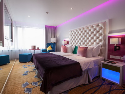 Фото, отзывы и рекомендации о номере с для двоих в отеле «Корстон» в башне «Империя»