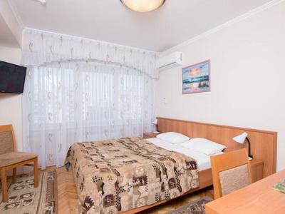 Фото, описание и отзывы о гостинице «МосУз Центр» рядом с метро Жулебино в Москве