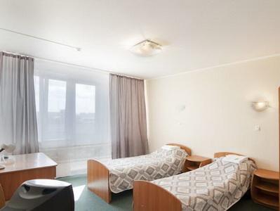 Фото, описание и отзывы о отеле «Кузьминки» рядом с метро Выхино