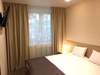 Фото, отзывы и рекомендации об отеле «Invite City House» у «Экспоцентра»