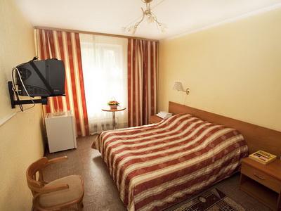 Фото, отзывы и рекомендации об отеле «На Красной Пресне» в Москва-Сити. у «Экспоцентра»