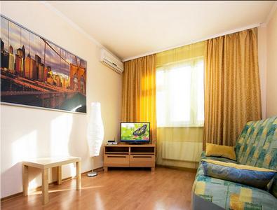 Фото, описание и отзывы жильцов об апартаментах посуточно рядом с метро «Пр-т Вернадского» 38-й квартал