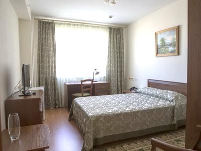 Фото, отзывы и рекомендации о номере с панорамным видом в отеле «РАГС» Пр-т Вернадского д.84
