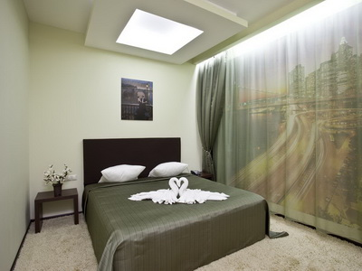 Фото, отзывы и рекомендации о номере с джакузи в отеле «Инсайд Бизнес Румянцево» в Бизнес-Центре Румянцево