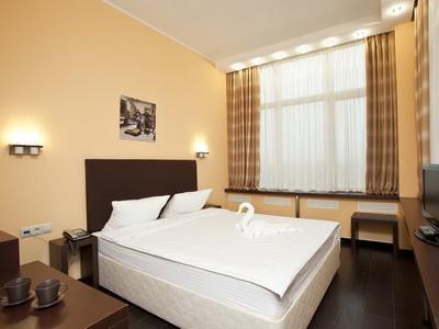 Фото, отзывы и рекомендации о номере с для двоих в отеле «Инсайд Бизнес Саларьево» в Бизнес-Центре Саларьево
