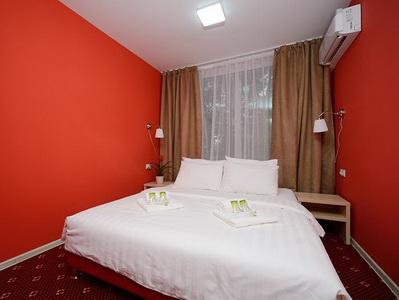 Фото, отзывы и рекомендации о номере с джакузи в отеле «Апельсин» на Пр-т Вернадского 105
