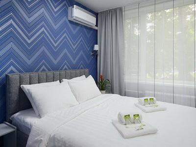 Фото, отзывы и рекомендации о номере с для двоих в отеле «Апельсин» на Пр-т Вернадского 105