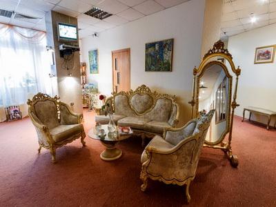 Фото, отзывы и рекомендации о номере с панорамным видом в отеле «Центральный Дом Туриста» на Ленинском Пр-те д.146