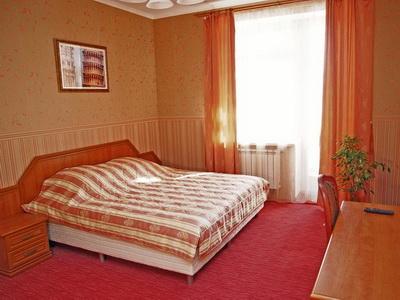 Фото, описание и отзывы об отеле «Ломоносов» метро «Румянцево» в Москве