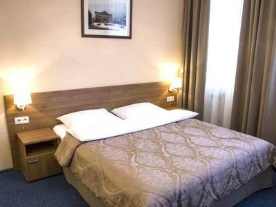 Фото, отзывы и рекомендации о номере с джакузи в отеле «Малетон» ул.Ак. Анохина 11а