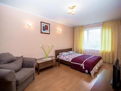 Фото, описание и отзывы об апартаментах посуточно рядом с метро «Пр-т Вернадского» Пр-т Вернадского д.95
