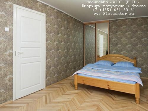 Двухкомнатная квартира посуточно в Москве рядом м.Аэропорт.Мини-гостиница м.Аэропорт
