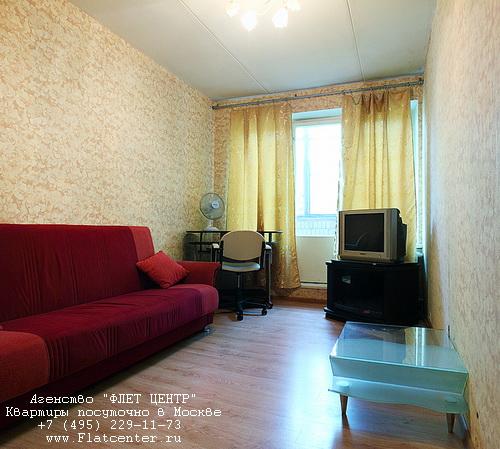 Квартира посуточно на м.Академическая,ул.Гримау д.11.