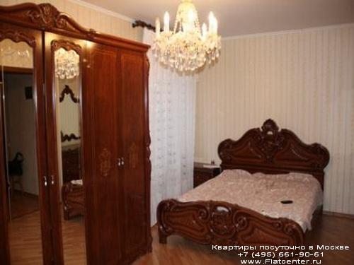 Квартира посуточно на м.Академическая,ул. Шверника, д. 18.Гостиница на шверника