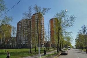 Фото района у м.Улица Академика Янгеля