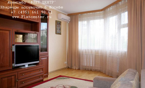 Квартира посуточно на м.Алексеевская,Маломосковская д.21/3.