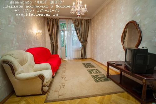 Квартира посуточно на м.Алексеевская,Пр-т Мира д.112.