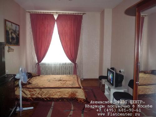 Квартира посуточно на м.Алексеевская,Проспект Мира 99.
