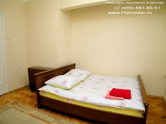 Квартира посуточно м.Алексеевская,Проспект Мира д.112