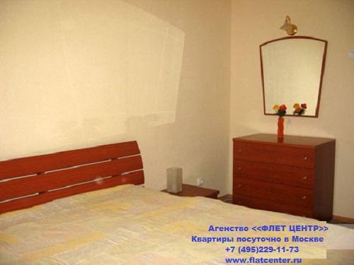 Квартира посуточно на м.Арбатская,Новый Арбат д.6.