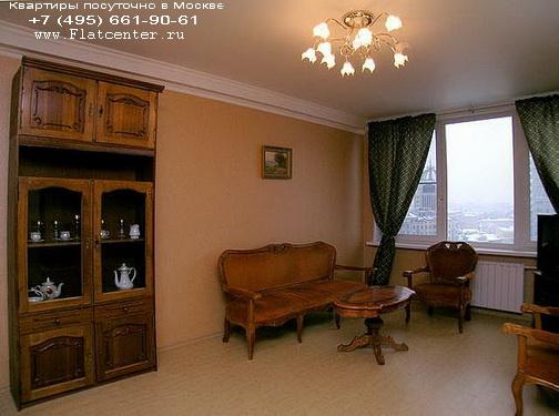 Квартира посуточно на м.Арбатская,Новый Арбат, 22. Мини-отели в центре Москвы, гостиницы на Новом Арбате