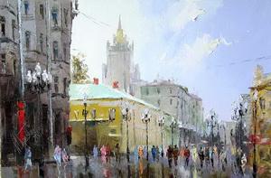 Агентство ФЛЭТ ЦЕНТР - это квартиры с посуточной арендой у Кремля,Красной Площади и на Старом Арбате