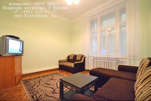 Квартира на м.Арбатская,Никитский б-р  д.12.