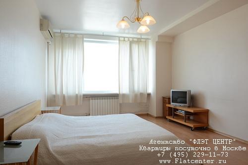 Аренда на сутки м.Боровицкая, ул.Новый Новый Арбат д.6
