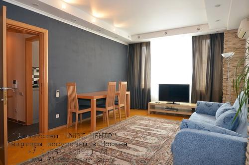 Квартира посуточно вблизи метро Боровицкая, ул.Новый Арбат д.22
