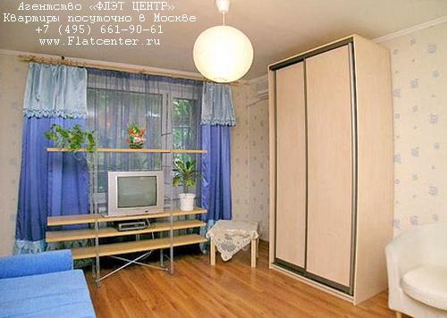 Квартира посуточно на м.Арбатская,Староконюшенный пер. 30.