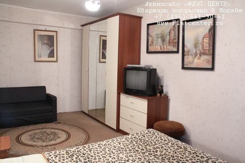 Квартира посуточно Авиамоторная.Гостиницы и отели в Лефортово