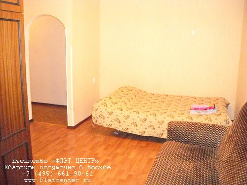 Квартира посуточно на м.Бабушкинская,ул.Менжинского д.17/1.